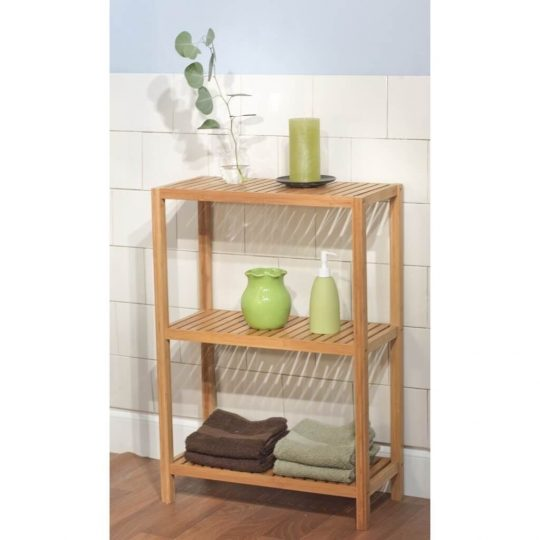 Permalink to 3 Tier Bathroom Shelves