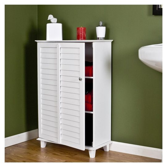 Permalink to Bathroom Cabinets For Towels