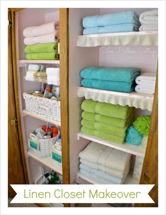 Permalink to Bathroom Closet Wire Shelving