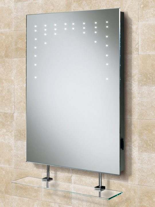 Permalink to Bathroom Mirror With Shelf And Shaver Socket