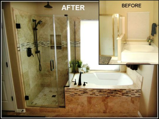 Permalink to Bathroom Remodel Pictures Before And After