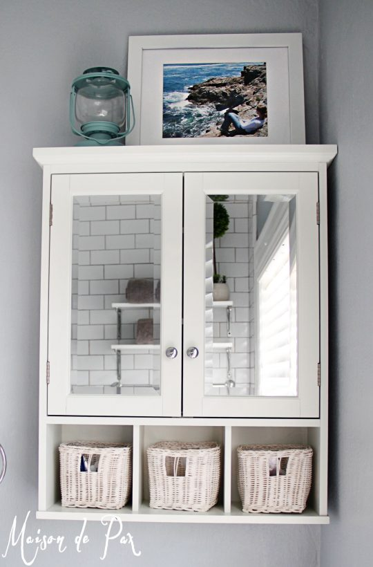 Permalink to Bathroom Shelving Unit Over Toilet