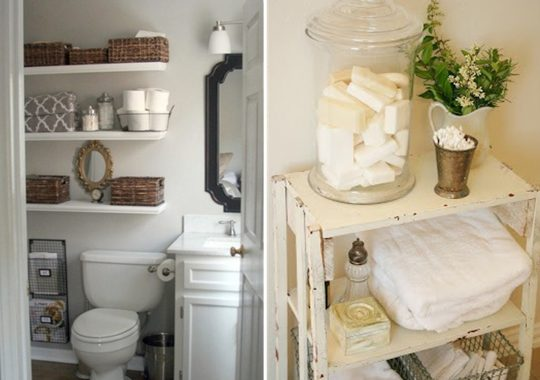 Permalink to Bathroom Storage Ideas For Towels