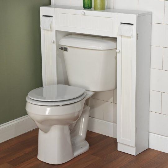 Permalink to Bathroom Toilet Shelf Unit