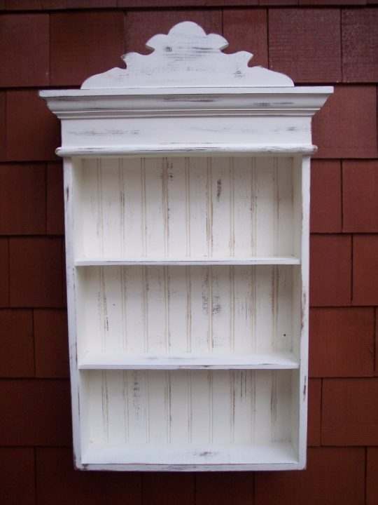 Permalink to Bathroom Wall Cabinet With Shelves