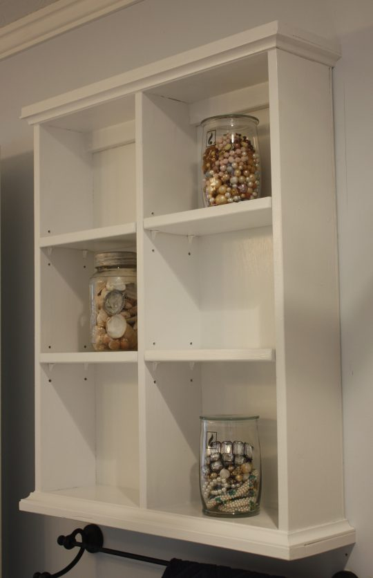 Permalink to Bathroom Wall Shelves And Storage