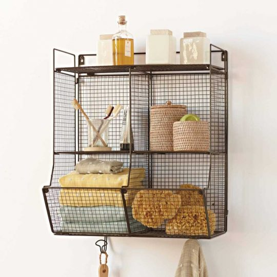 Permalink to Bathroom Wire Shelving