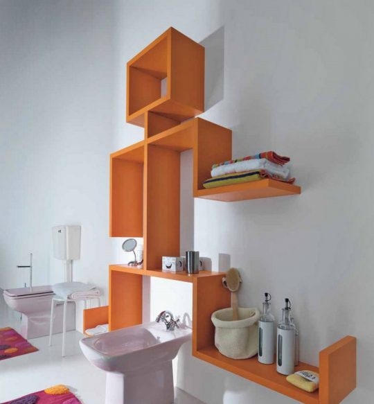 Permalink to Bed Bath And Beyond Bathroom Wall Shelves