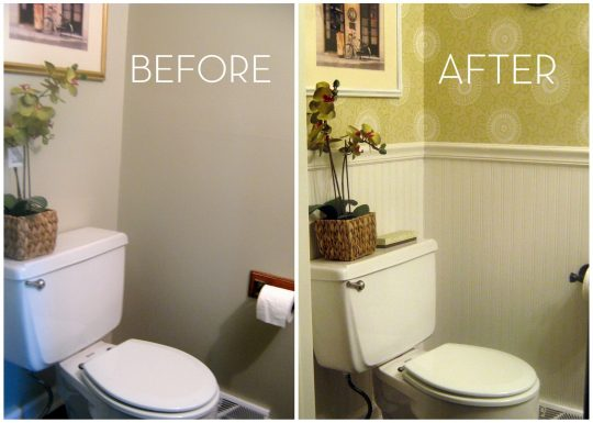 Permalink to Ideas For Tiny Half Bathrooms