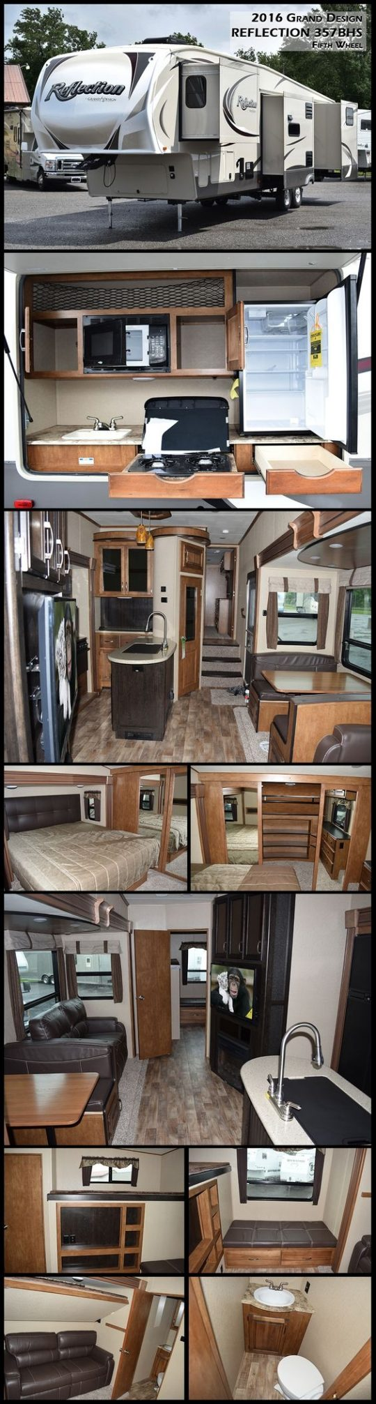 Permalink to One And A Half Bath Rv