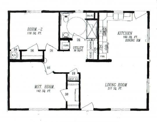 Permalink to Remodeling A Small Bathroom Floor Plans