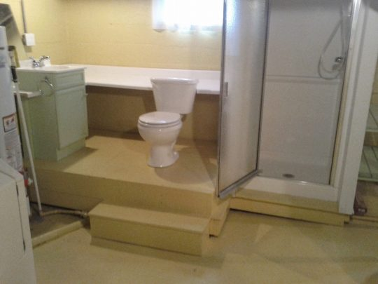 Permalink to Remodeling Small Basement Bathroom