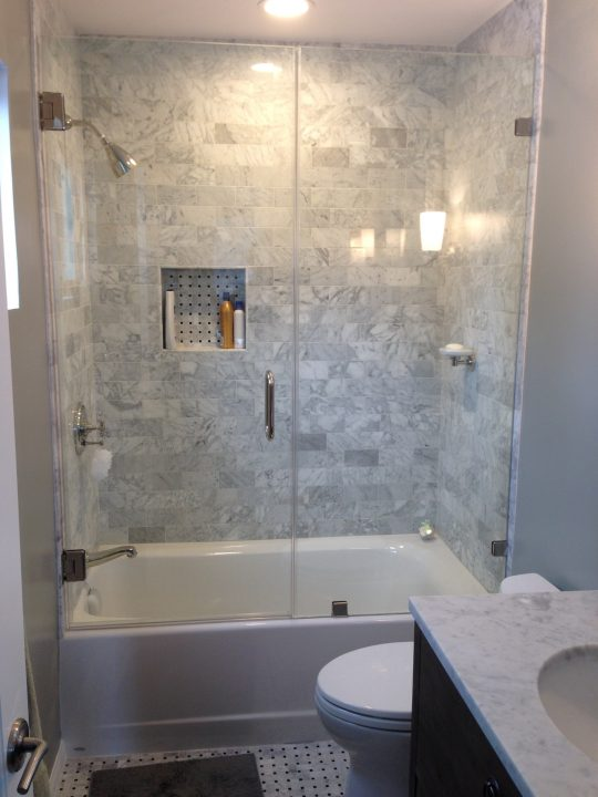 Permalink to Small Bathroom Remodel Ideas With Tub And Shower