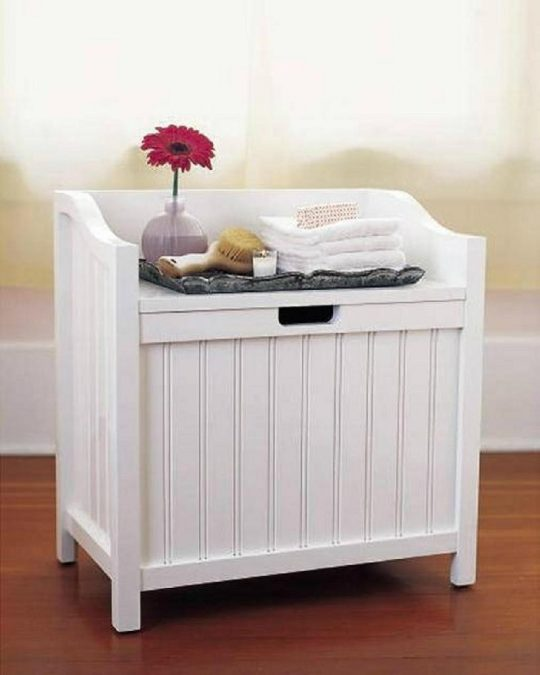 Permalink to Storage Bench For Bathroom